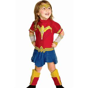 Girls Toddler Infant Wonder Woman Batman v Superman Superhero Size Toddler 2-4