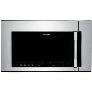 """Frigidaire Professional 30"""" Stainless Steel Over-The-Range Microwave FPBM3077RF"""