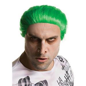 Rubie's Men's Suicide Squad Green Joker Costume Wig