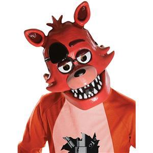 Five Nights at Freddy's Foxy Child's Half Mask