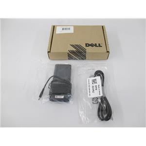 Genuine Dell 332-1829 130 Watt Power Adapter with 3' Power Cord - NOB