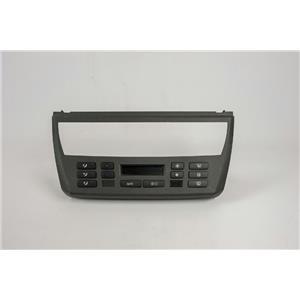 BMW X3 Center Dash Radio Auto Climate Control Bezel 2003 2004 2005 2006 2007