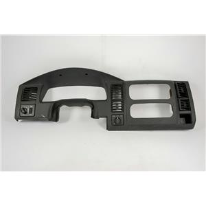 2001-2004 Dodge Dakota Dash Trim Bezel with 4WD & Light Switch & Vents