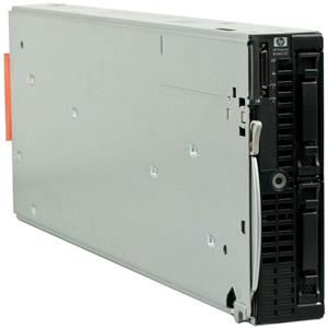 HP BL460c G7 Blade Server 2×Xeon Six-Core 2.66GHz + 72GB RAM + 2×600GB FBWC RAID