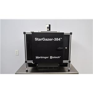 Harbinger Stargazer 384 DLS QICAM QIC-F-M-12 Microplate Reader Imager Proteomics