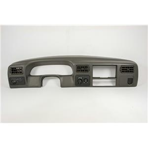 1999-2004 Ford F250 F350 Surround Dash Trim Bezel w/ 4WD, Park Assist & Vents