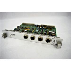 Used: PCB Washfluid Control Board(Fluid Control) f/Roche COBAS AmpliPrep Sample Prep