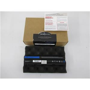 Total Micro 312-1324-TM High Quality 6 Cell, 11.1V, 5800mAh Li-Ion Battery - NOB