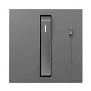 Legrand ADWR703HM4 adorne Magnesium Whisper Dimmer Switch 700W