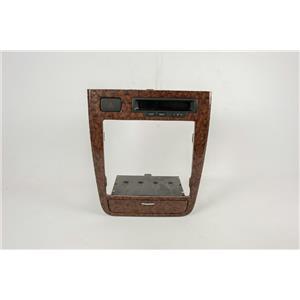 2003-2005 Hyundai XG350 Radio Climate Combo Trim Bezel w/ Hazard Switch & Clock