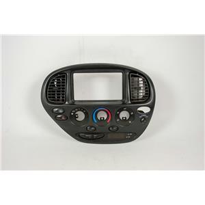 2000 2001 2002 2003 2004 2005 2006 Toyota Tundra Radio Climate Center Dash Bezel