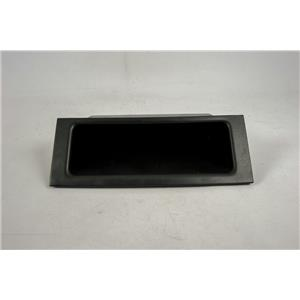 2004-2008 Ford F150 Lower Center Dash Storage Compartment Cubby Pocket Black