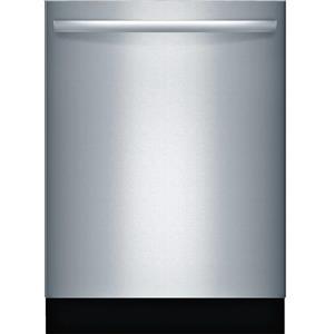 "Bosch 800 Series 24""  44 DBa AquaStop Fully Integrated Dishwasher SGX68U55UC"