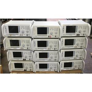 Lot of 12 Willtek 4403 Wavetek 4400S CDMA EV-DO Mobile Phone Testers FOR PARTS