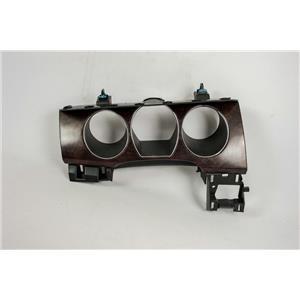 2010 2011 2012 Ford Taurus Speedometer Cluster Dash Bezel with Chrome Trim