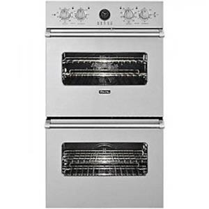 Viking Professional Premiere 27 in Double Electric TruConvec Oven VEDO5272SS S.S