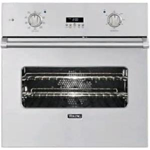 "Viking Professional 30"" 4.7 Rapid Preheat Single Electric Wall Oven VESO1302SS"