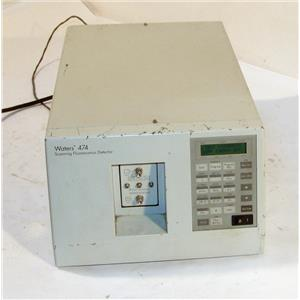 WATERS 474 Scanning Fluorescence Detector Fluorometer