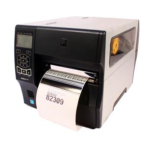 Zebra ZT420 ZT42062-T010000Z Thermal Barcode Printer Network Bluetooth 203DPI