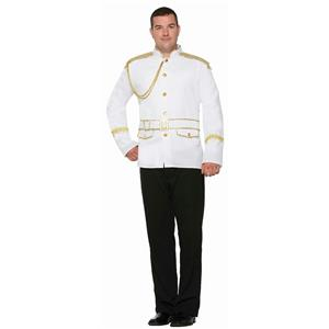 FORUM Mens Prince Charming Costume Jacket Standard Size