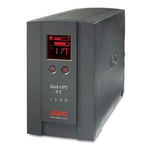 APC BR1500LCD Back-UPS RS 1500 LCD Pro 1500VA 120V Power Battery Backup