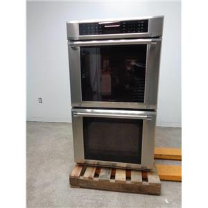 "Thermador Masterpiece 30"" 4.7 Convection Double Electric Wall Oven MED302JP"