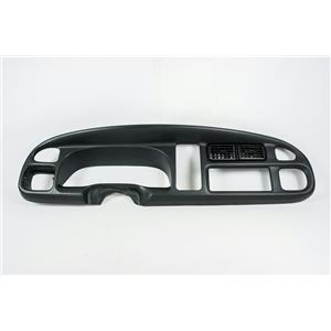 1998-2001 Dodge Ram 1500 2500 3500 Dash Trim Bezel with Two Vents