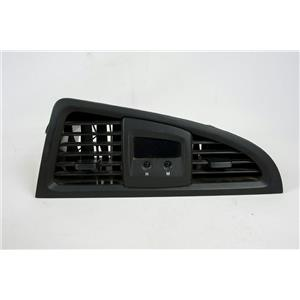 2001-2004 Nissan Pathfinder Dash Vent Trim Bezel w/ Vents and Digital Clock