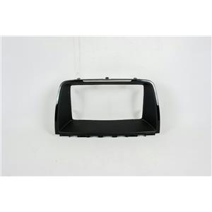 2014 Mazda6 Center Dash Radio Bezel with Chrome Trim