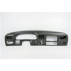 1999 - 2004 Ford F250 F350 4WD Dash Trim Bezel with Vents & 12V Outlet