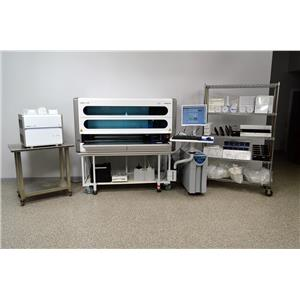 Roche Cobas 4800 With x480 + z480 Molecular Diagnostic Testing CT/NG/HPV PCR