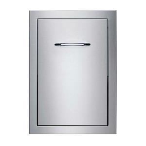 """Capital Cooking CCEPD24SS 24"""" High Stainless Steel Propane/Trash Drawer Sys."""