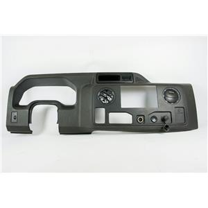 09-14 Ford E-150 Econoline Dash Trim Bezel with Traction Control, Vents & Dimmer