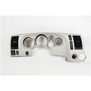 2007-2011 Toyota Tundra Dash Trim Bezel with Vents Dimmer and 4WD Controls