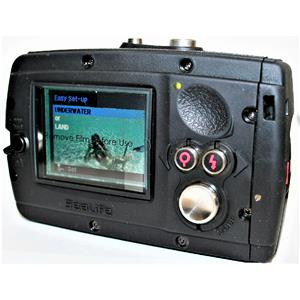 SeaLife Mini II SL330 Waterproof Shockproof Underwater Digital Camera NEW