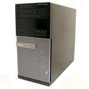 Dell OptiPlex 9010 1TB, Intel Core i5 3nd Gen., 3.4 GHz, 8GB PC Tower