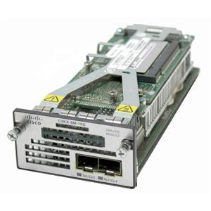 Cisco C3KX-SM-10G 2x 10GBase-X SFP Expansion Module for Cisco 3560-X and 3750-X