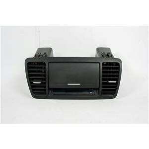 2005-2009 Subaru Legacy Radio Climate Combo Trim Bezel with Clock and Storage