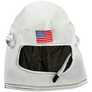 Beistle 60041 Plush Astronaut Helmet Costume Hat