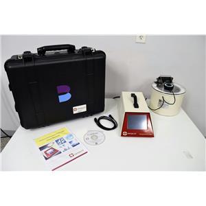 Biogenics Crysalys PTC-9500 Programmable Cryochamber Liquid Nitrogen Mobile ET