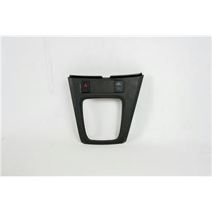 2013 Nissan NV200 Shift Floor Trim Bezel w/ Hazard Switch & Airbag Indicator