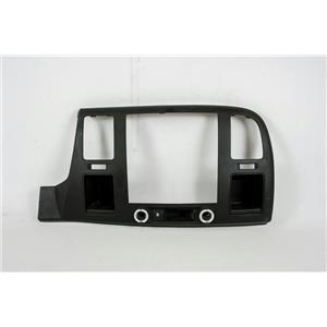 2010 Chevrolet Silverado Center Dash Radio Climate Bezel W/ Vents 2 Storage