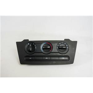 2008 Ford Fusion Climate Temperature Control Unit W/ Manual Climate Control, AC