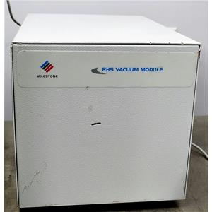 Milestone RHS Vacuum Module Histology Pathology Microwave Tissue Processing