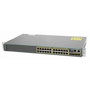 Cisco WS-C2960S-24TS-L Catalyst 2960S 24 Port 10/100/1000 + 4 Port SFP Switch
