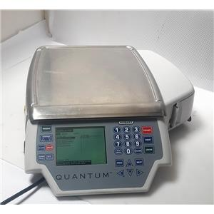Hobart QUANTUM MAX ML29252 Deli Produce Grocery Commercial Digital Scale Printer