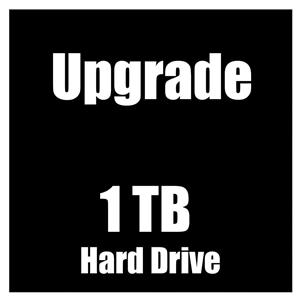 Hard Drive Upgrade 1TB