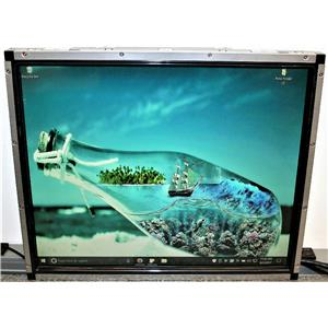"""17"""" Elo TouchSystems ET1739L IntelliTouch Touchscreen Open Frame LCD Monitor"""