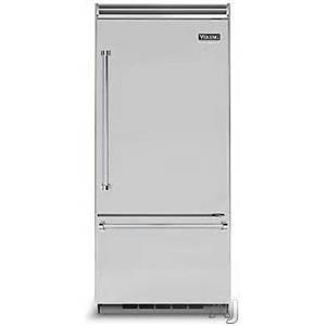 "Viking Professional 5 Series 36"" Sabbath Mode 20.4 Refrigerator VCBB5363ERSS"