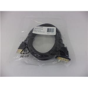 ViewSonic CB-00008948 HDMI Male to DVI Male Cable 6ft - NEW